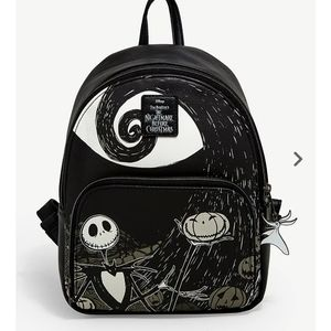 RARE NWOT LOUNGEFLY Nightmare Before Christmas